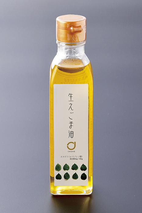 生えごま油(165ml 1本) 特製スープ(360ml 3本)