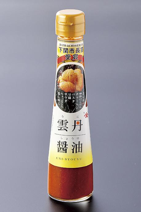 雲丹醤油(165ml 1本)特製スープ(360ml 3本)