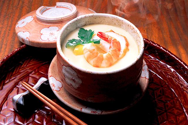 茶碗蒸し(2人分)